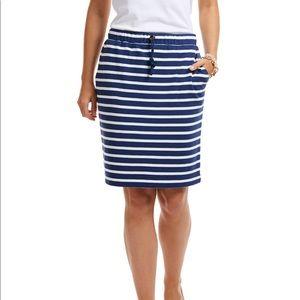 Vineyard Vines Stripe Beach Skirt